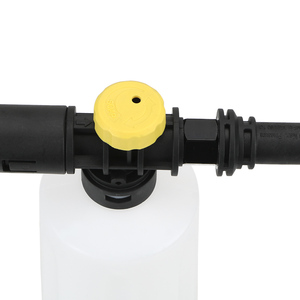 Image 3 - 750ML Adjustable Sprayer Nozzle For Karcher K2 K3 K4 K5 K6 K7 High Pressure Washers Snow Foam Lance Car Soap Foam Generator