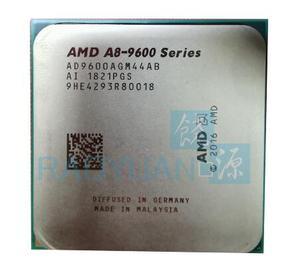 New AMD A8-Series A8-9600 A8 9600 3.1 GHz 65W Quad-Core CPU Processor AD9600AGM44AB AD960BAGM44AB Socket AM4