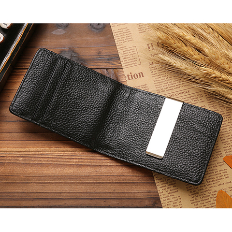 Mini Short Men Wallets Multifunction Ultra-Thin Card Holder Purse Leather Multi Coin Pockets Mens Wallets and Purses Carteiras Multan