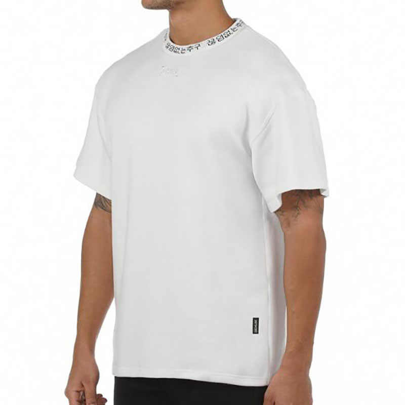 2020 New Bodybuilding Clothing O neck Short sleeve Men's T Shirt Men Fashion European size Tshirts Casual For Male T-shirt tops