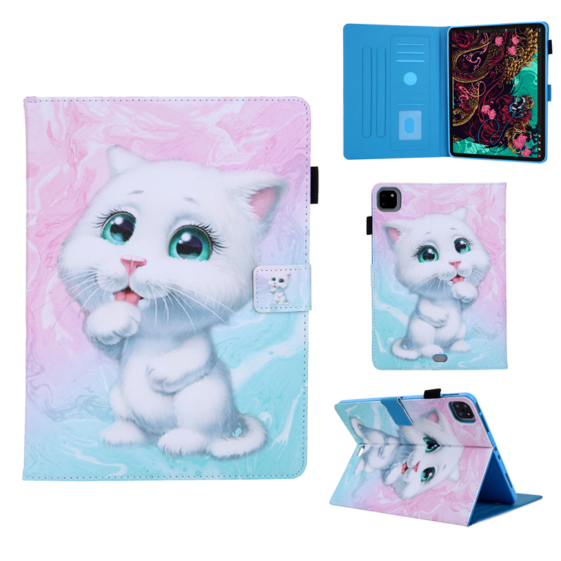 Tablet 10.9 Air Cover Leather Air inch 4 Cartoon Apple Air4 Ipad For Case For IPad 2020
