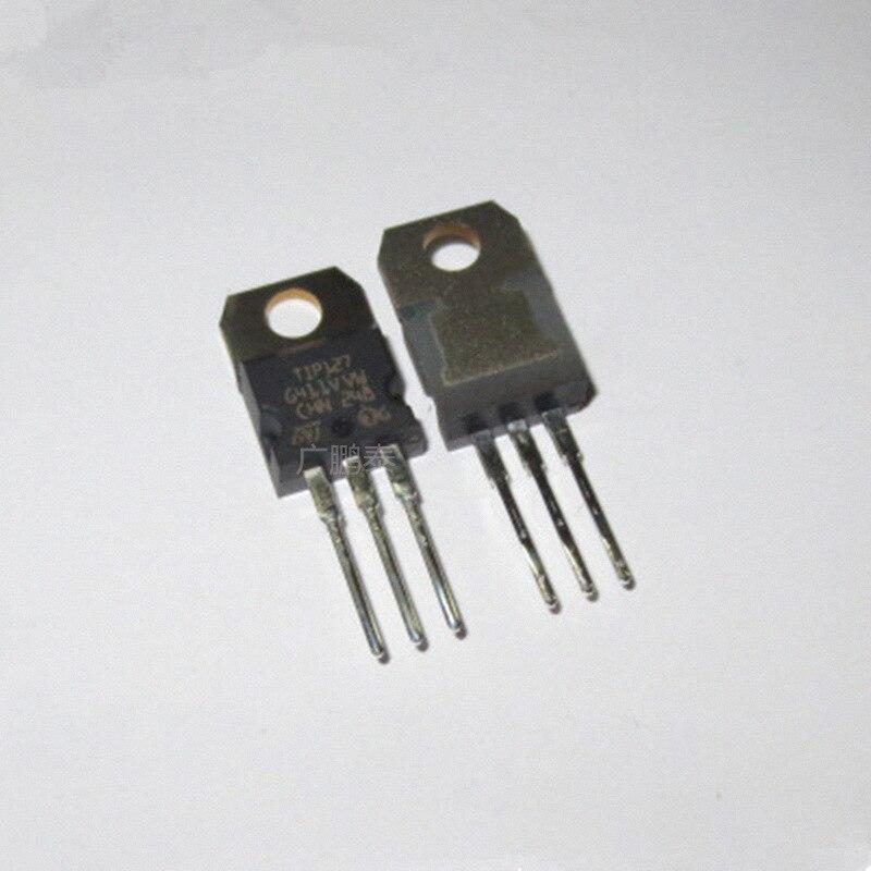 TIP102 двухтрубный новый подлинный транзистор TIP107 Дарлингтон NPN/PNP Dynatron TO-220