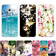 "Für Alcatel One Touch Pop 3 5,0 Fall Weiche Silikon Coque Tier Muster Für Alcatel Pop 3 5,0 ""5015 5015D 5065A 5016A Abdeckung Fall(China)"