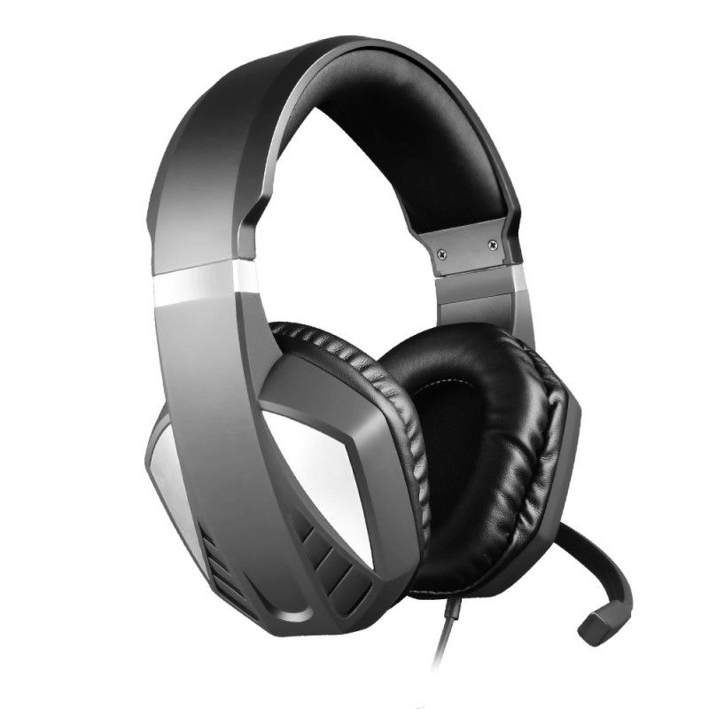Stereo Gaming Headset Game Headphone helmet 3.5mm Wired with Mic Volume Control For Xbox One PS4 Laptop PC Gamer