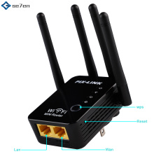300Mbps Wireless WIFI Router Repeater Booster Extender Home Network 802.11b/g/n RJ45 2 Ports Wilreless-N Wi-fi