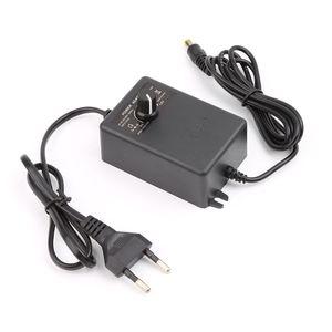 Image 5 - Adjustable Power Supply Adapter For Motor Speed Controller 3 12V 2A EU Plug