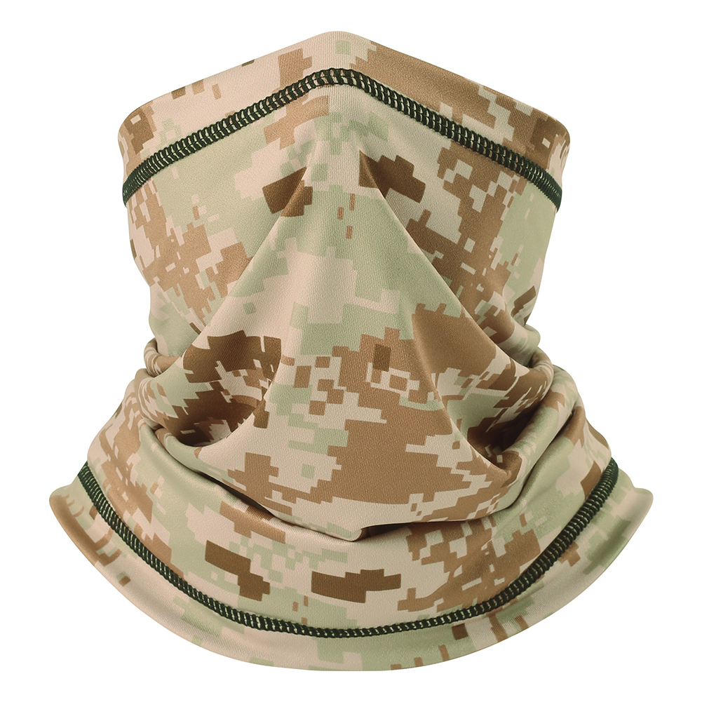Tactical  Fishing Hiking  UV Protection Neck Face Cover 2