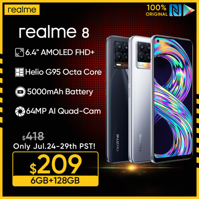 realme 8 6GB  1