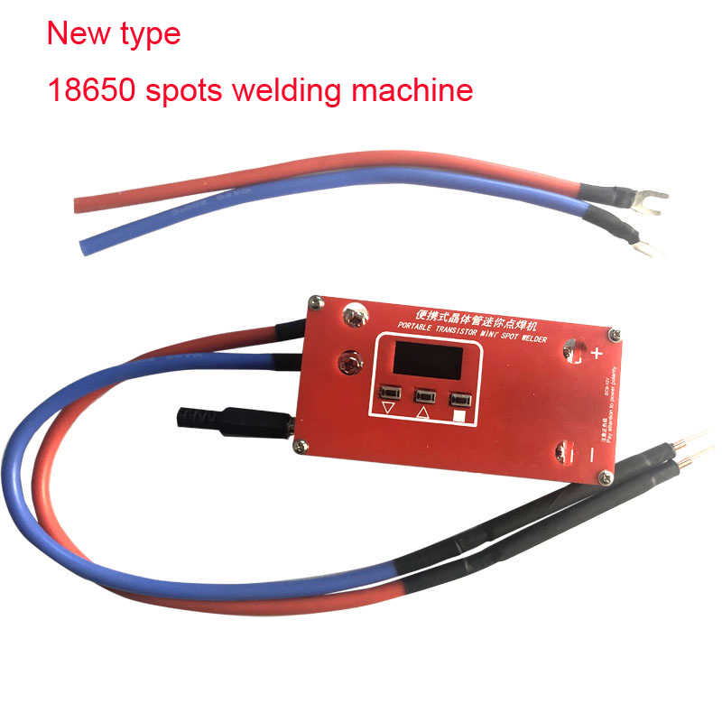 12V Battery PCB Circuit Board Spot Welder Replace Soldering Parts Green