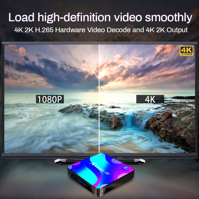 Transpeed Android 11 TV BOX 2.4G&5.8G Wifi 32G 64G 128G 4k 3D TV receiver Media player HDR+ High Qualty Very Fast Box 6