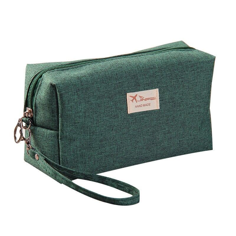 Новая модная косметичка для женщин, женская складная сумка органайзер для туалетных принадлежностей, косметическая косметичка