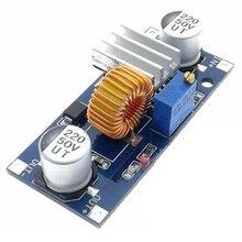 5A DC-DC понижающий Регулируемый Модуль питания литиевое зарядное устройство 4~ 38V 96% 5A DC Регулируемый понижающий модуль