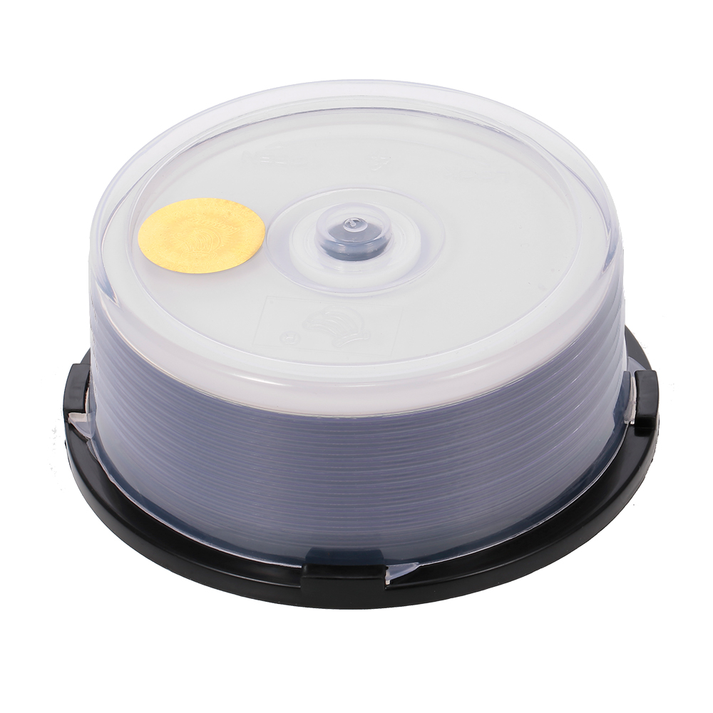 50PCS Blank Disc 215MIN 8X DVD+R DL 8.5GB Blank Disc Customizable DVD Disk For Data Video Supports up to 8X DVD + R DL 4
