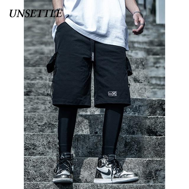 Hip Hop Streetwear Cargo Shorts 4