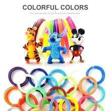 SUNLU PLA filament 10M/color for 3D Pen Refill 1.75mm 3D Drawing Material 10 meter/pack