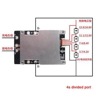 Image 5 - Dykb 3S 4S 12V 100A 200A 300A 380A Lithium Li Ion LiFePo4 Batterie Schutz BMS Board W/balance Hohe strom 3 4 zelle Inverter