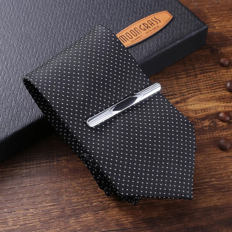 Ensemble Montre portefeuille cravate boutons de manchette pinces à cravate