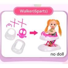 94 шт кукольная мебель ролевые игры игрушки обувь для дивана