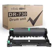V4ink совместимый dr730 dr 730 замена барабана для brother dcp