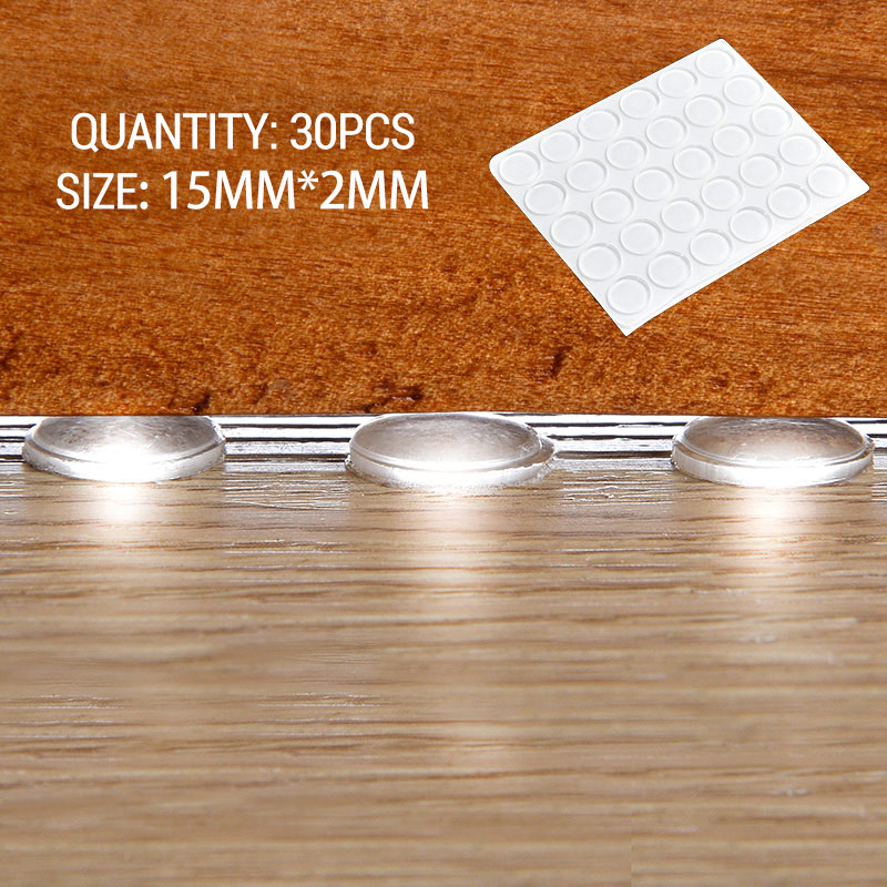DOOR BUMPER DOOR BUFFER CUPBOARD DRAWER KITCHEN CABINET 10 x 3 mm *BEST PRICE*