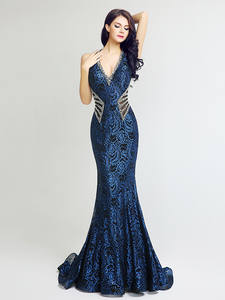 Evening-Dresses Party-Gowns Gown-Design Mermaid Formal Elegant Sexy Long Plus-Size Women