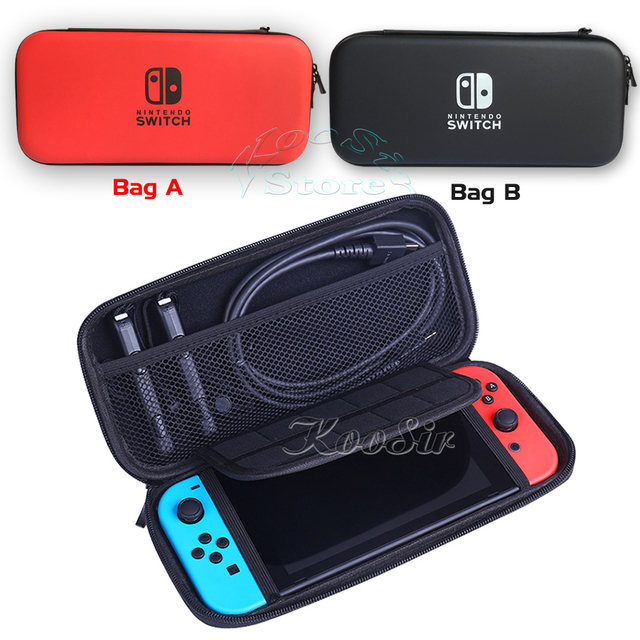 Portable Hand Storage Bag for Nintendo Switch
