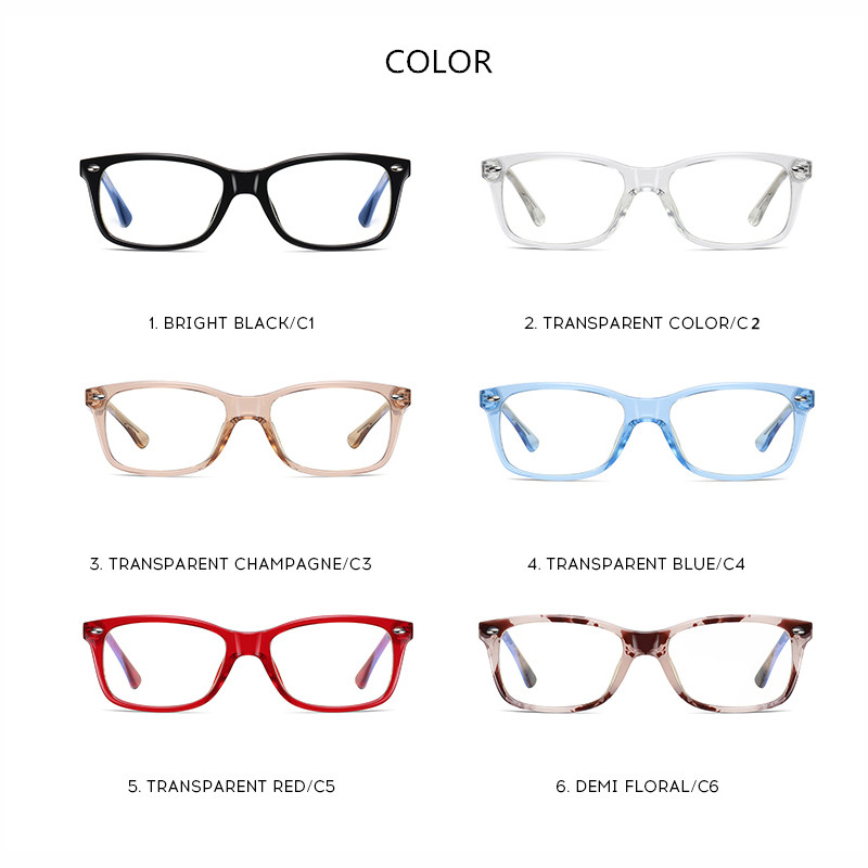 New TR small frame anti-blue glasses goggles spring business
