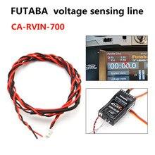 FUTABA CA-RVIN-700 Spannung Sensor Externe Spannung Rückkehr Kabel fr Futaba R7008SB R7003SB 14SG T10J Rückkehr Test
