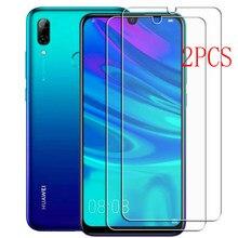 2 pçs para huawei p smart 2019 alta hd vidro temperado protetor em psmart2019 POT-LX1 lx1af lx2j lx3 lx1rua filme protetor de tela