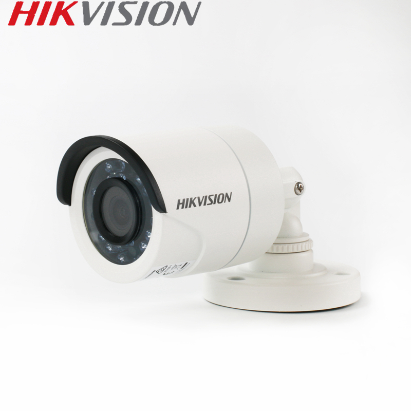 HIKVISION DS-2CE16D0T-IRF Turbo HD 1080P IR Bullet Security Camera Switchable TVI/AHD/CVI/CVB IP66 Waterproof