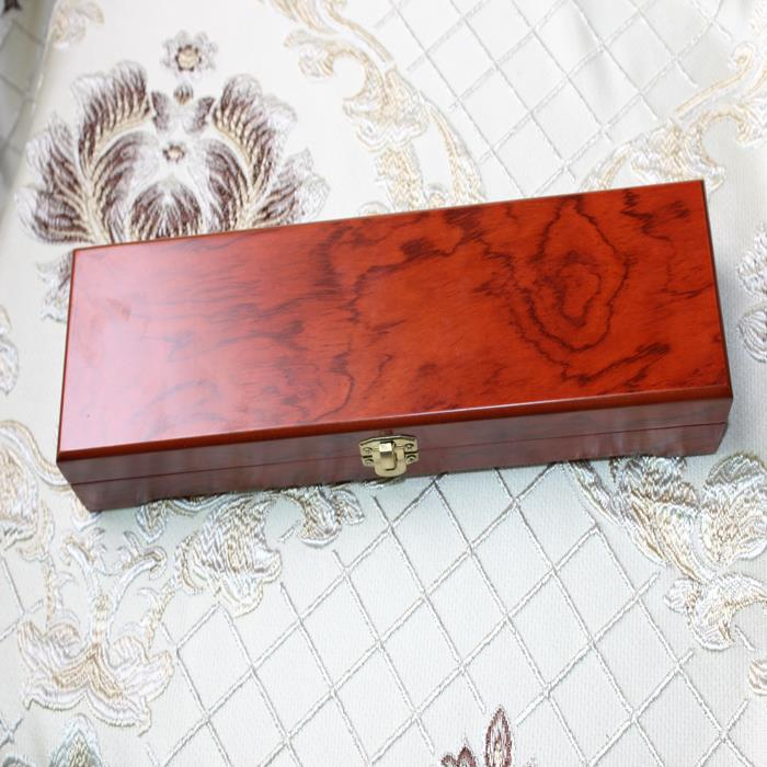 High End 28*7cm Wood Necklace Packaging Box Watch Boxes Bracelet Storage Box Bangle Holder Gift Jewelry Case Organizer