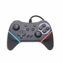 Classic Wired Game Controller For Switch Gaming Remote Pro Gamepad Dual Shock controle Joystick For Nintend Wii цена 2017