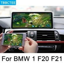 For BMW 1 Series F20 F21 2011~2016 NBT Car Android Multimedia System LCD Screen Car Radio Player GPS Navigation BT WiFi AUX for bmw 1 series m1 f20 f21 2011 2016 liislee car multimedia gps audio hi fi radio stereo original style for nbt navigation navi
