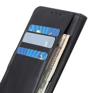 Image 5 - Funda con tapa magnética de lujo de cuero PU con ranura para tarjetas para Apple iPhone 11 Pro Max Xs Max Xr X 8 Plus 7 7 8 7 Coque Funda