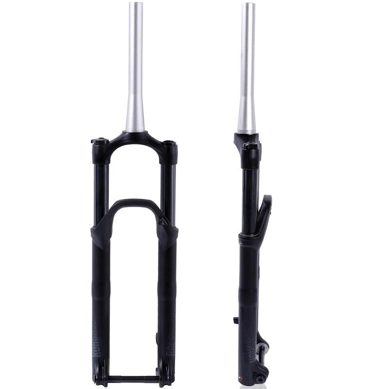 SRAM ROCKSHOX RECON RL bicycle fork 27.5 mountain bike stroke 130mm barrel shaft BOOST air damping shock absorber front fork