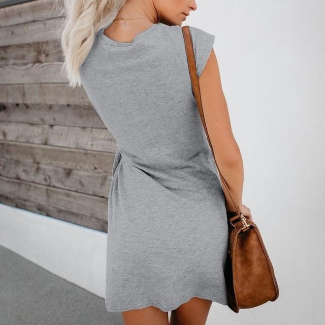 Fashion Maternity Dress for Women's Pregnancy 4