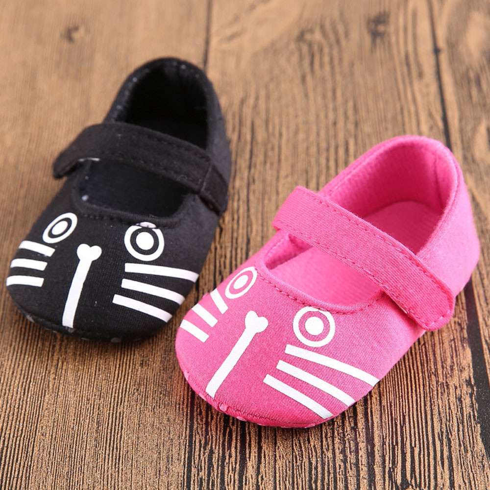 Baby Shoes Soft-Sole Toddlers Girls Boys Winter And -Ew