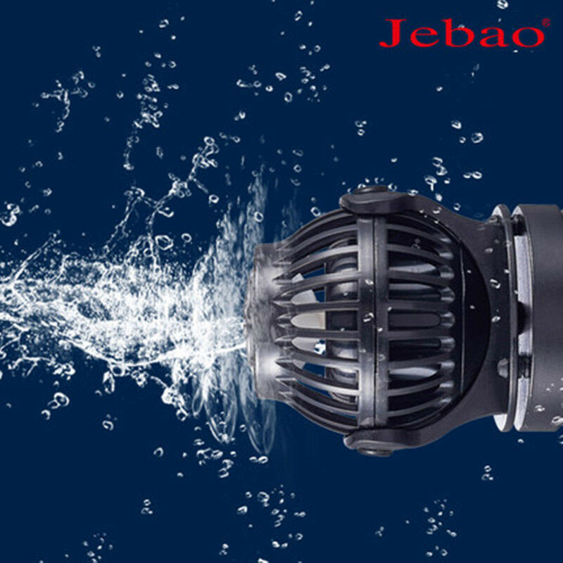 Jebao Jecod SOW Series Sine Wave Maker Pump Ultra Quiet Powerhead with ControllerWater Pumps