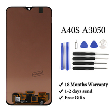 For A40 LCD 2019 A405 LCD display touch Screen Digitizer Assembly with frame replacement repair parts цена 2017