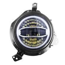 Guangzhou auto parts Morsun New JL 7 inch headlight bracket 7 LED Headlight Mounting Bracket Ring Adjustable for JL 2018 stels jl 086 page 7