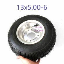 13x5.00-6 inch Rim Tyre Tire Kart Four-Wheeled ATV Modified  13x5.00-6 Inch Tires Off-Road Tire Wheel Motorcycle