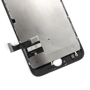Image 4 - OEM LCD ل فون 7 7 زائد عرض مجموعة كاملة محول الأرقام الجمعية 3D اللمس شاشة استبدال + كاميرا أمامية + سماعة المتكلم + هدايا