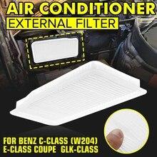 Air Conditioner External Cabin Filter for Mercedes-Benz C-class W204 E-class COUPE GLK-class GLK260 GLK300 GLK350 FT999