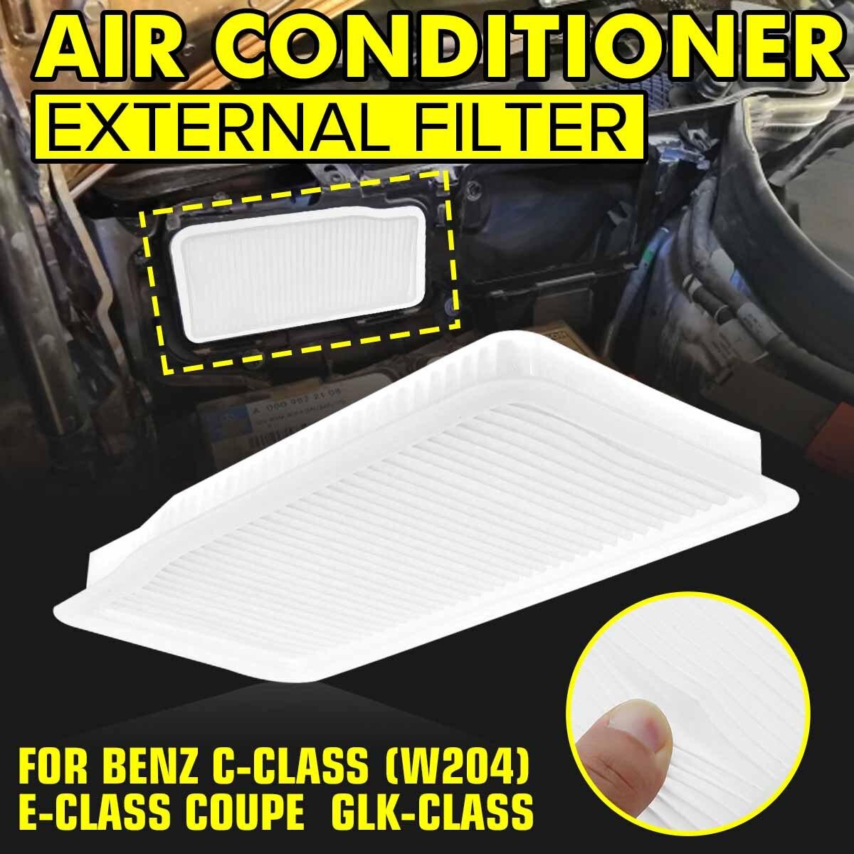 Zewnętrzny filtr kabinowy klimatyzatora dla mercedesa dla Benz klasa C W204 e-klasa COUPE glk-klasa GLK260 GLK300 GLK350 FT999