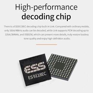 Image 3 - Xduoo Link Hi Res Audio ESS9118EC Tipo C a 3.5mm Per Cuffie Amplificatore AMP DAC USB di sostegno DSD256 PCM 32bit/384kHz per Android/PC