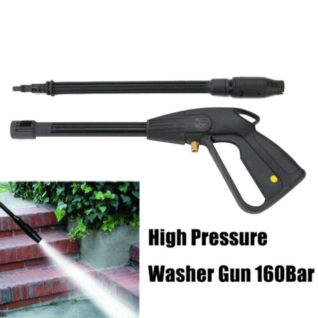 Aramox Car Washer High Pressure Foamer Water Gun Powerful Washer Spray Nozzle Cleaning Tool for Home Yard Garden 1#