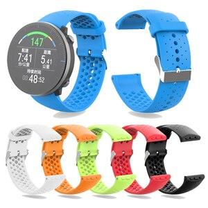 Silicone Watch Strap Bracelet