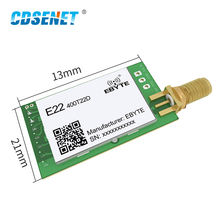 E22-400T22D SX1268 New LoRa Module 433MHz 22dBm IoT Module Relay Networking UART Interface Long Range Transmitter and Receiver