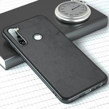 Denim Cloth Case For Xiaomi Redmi Note 7 5 4 4X 6 8 Pro