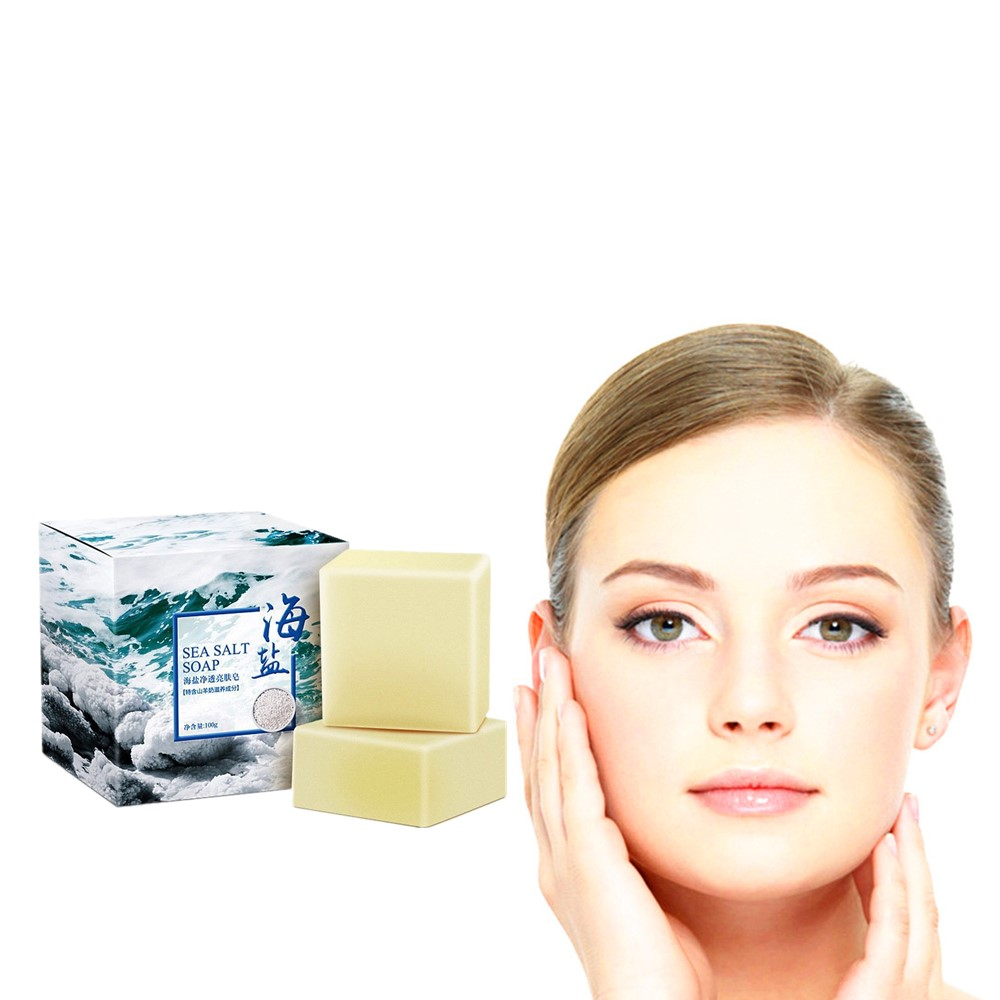Whitening And Moisturizing Facial Soap Combined With Milk Vitamin E Solid Facial Cleanser To Remove Dead Skin And Black Spots
